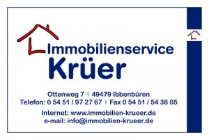 1 Logo Immobilienservice Krüer