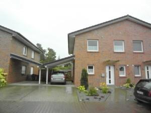 Schöne Doppelhaushälfte in Dörenthe